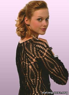 Описание: вязание для женщин больших размеров на осень.